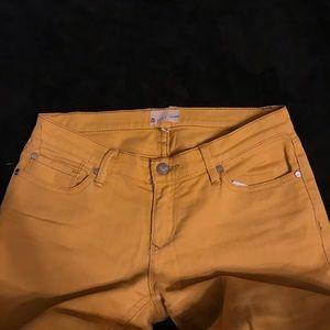 ROXY yellow pants